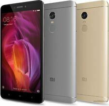 Xiaomi Redmi Note 4 ( 4G LTE , 64 GB + 4 GB RAM ) GOLD / BLACK / GREY