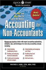 Accounting for Non-Accountants, 3E: The Fast and Easy Way to Learn the Basics (Q