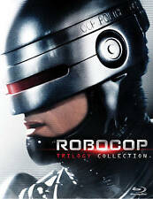 Robocop: Collection W/ Slip (Blu-ray Disc, 2014, 3-Disc Set)