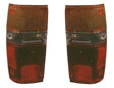 84 - 88 Toyota Pickup Taillight Pair Set Both NEW Taillamp Rear Lens Only