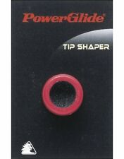 Powerglide Snooker & Pool Accessories Cue Tip Shaper File