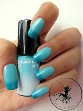 LAYLA THERMO EFFEKT NAGELLACK - DARK TO LIGHT BLUE 01 - NEU