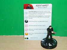 HEROCLIX MARVEL Nick Fury Agent of S.H.I.E.L.D.- 012 Agent Ward