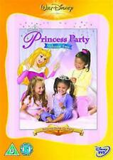 PRINCESS PARTY VOLUME 2 PRINCESS DRESS UP PARTY WALT DISNEY UK REGION 2 DVD EXCL