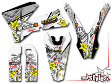 KTM SX-F EXC smr 125 150 250 300 400 450 505 | 98-06 monstruos decoración Decals Kit