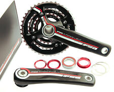 FSA K-Force Light Carbon Crankset M10 42/32/24 175mm + Ceramic BB30 MTB Bike New