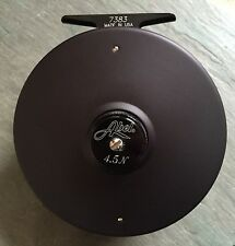 Abel Fly Reel Big Game #4.5N Standard Arbor Matte Black - New!