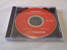 Werkstatthandbuch / Workshop Manual auf CD Mazda 3 Stand 12/2003
