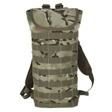 Voodoo Tactical Hydration Carrier with Removable Harness MOLLE Pouch Multicam