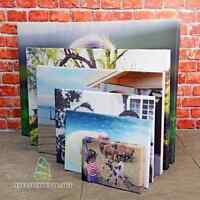 Your Photo Picture on Canvas Print A0 A1 A2 A3 A4 A5 Box Framed Ready to Hang/CP