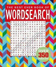 The Best Ever Book of Wordsearch by Arcturus Publishing Limited (2015,...