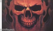 Pirate Jolly Roger Skull and Crossbone Ghost of The Dead 5'x3' Flag