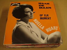 45T SINGLE / NOELLA HUART - NAAR DE MAAN