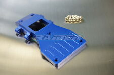 Raiden Aluminum Alloy Front Lower Arm Plate Skid Plate for Tamiya CC01 PAJERO
