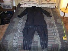 Zoot Suit By Falcone 40 Reg Jacket and 30 inch W Pants See pix for detail