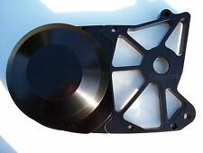 BLACK Banshee 2 piece Stator Cover no polish CHARIOT