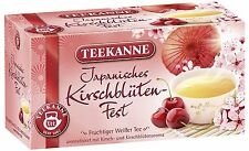 Teekanne Japanese Cherry Blossom Feast tea - 20 tea bags- Made in Germany