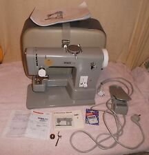 Rare Vintage Pfaff 91 Sewing Machine 230 Volt w Case/Book