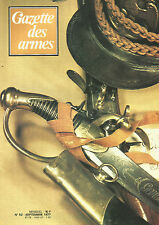 GAZETTE DES ARMES N°52 KORTH 22 LR / A.B.C DU CHARGEMENT / FUSIL-MITRAILLEUR
