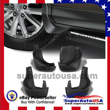 US For 12-16 HONDA CR-V CRV OE Style MUD FLAPS SPLASH GUARD MUDGUARD KIT
