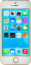 Brand New Apple iPhone 5S 64GB - Gold - Smartphone iOS 9.3.1. Free Flip Cover
