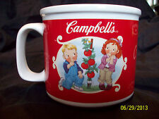 2002 Campbell's Soup Mug by Houston Harvest Item #31981 EUC