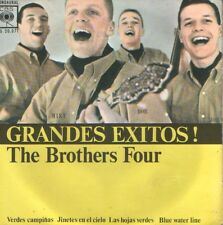 THE BROTHERS  FOUR EP Spain 1963 Yellow bird