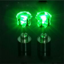 Wholesale 1PC LED Grow Light Up Stainless Steel Dance Christmas Stud Earring