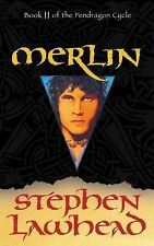 Merlin: Book II of the Pendragon Cycle,GOOD Book