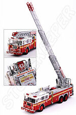 Seagrave Rear Mount Ladder - USA 2001 - 1/64