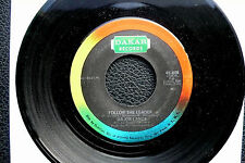 "7"" Major Lance - Follow The Leader - US Dakar"