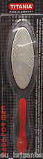 Men Titania Foot File Rasp and Emery Ergonomic Handle