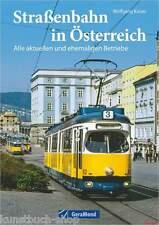 Fachbuch Straßenbahn in Österreich, viele Bilder und zahlreiche Informationen