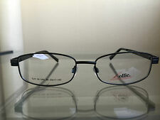 bagsclothesetc: NEW OLLIE SJO 09 Men's Black Metal Eyeglass Frames