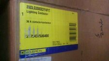 SQUARE D 30A HEAVY DUTY LIGHTING CONTACTOR 8903LG33V83CFF4P1T NEW IN BOX