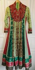 Exquisite Classy Asian WEDDING/PARTY dress size large, Anarkali
