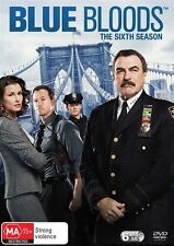 Blue Bloods : Season 6 (DVD, 2016, 6-Disc Set) (Region 4) Aussie Release
