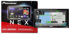 "Pioneer AVIC-8000NEX Navigation 7"" DVD Receiver w/ Bluetooth New AVIC8000NEX"