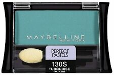 TWO Maybelline Expertwear Eye Shadow - Perfect Pastels - Turquoise Glass 130S