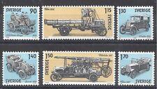 ZWEDEN mi 1118-1123 (1980) postfris