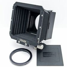 Cromatek Universal Pro Lens Hood Shade Filter Holder + Hasselblad B60 Mount 80mm