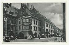 AK - Hofbräuhaus - Munich 1934