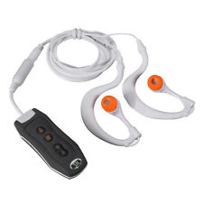 Sports 4GB Clip Waterproof IPX8 Mp3 Player FM Swimming Diving + Earphone MP3