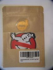 PROMO  EMBIRD  - GHOSTBUSTERS EMBROIDERED SEW-ON LOGO PATCH