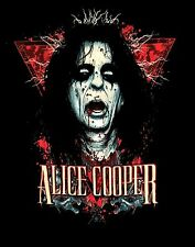 ALICE COOPER cd lgo DECAP DECAPITATED HEAD Official SHIRT XXL 2X new