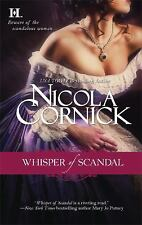 Whisper of Scandal by Nicola Cornick (2010, Paperback) Historical Romance