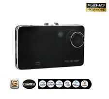 Full HD Dashcam R300 Blackbox, New Slim Design, 12MP Foto & 1080P Video Car DVR