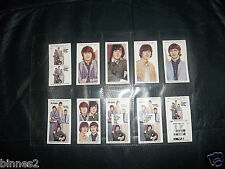 THE BEATLES YESTERDAY TODAY WARUS TRADING CARDS LIMITED EDITION IN SLEEVE MINT