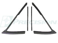 "NEW Vent Glass Weatherstrip Kit / FOR LISTED ""A"" CHEVELLE SKYLARK CUTLASS GTO"