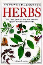 Herbs (Dorling Kindersley Handbook)-ExLibrary